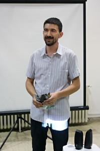 """Otvaranje izložbe Marka Stamatovića """"Bibin tavan"""""""