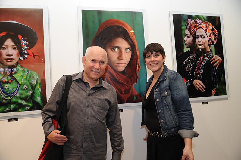 Veliko otvaranje samostalne izložbe fotografija Stiva Mekarija