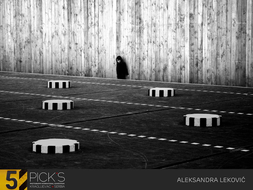 Aleksandra Lekovic Prva nagrada