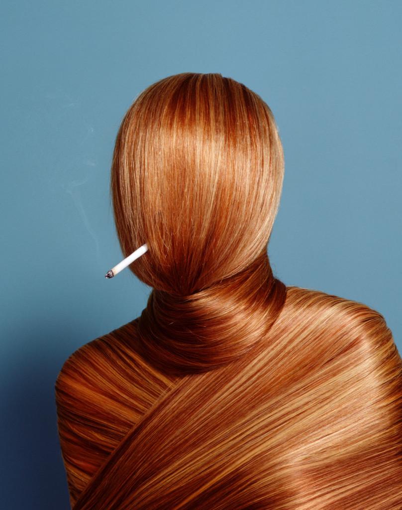 2001, Hair