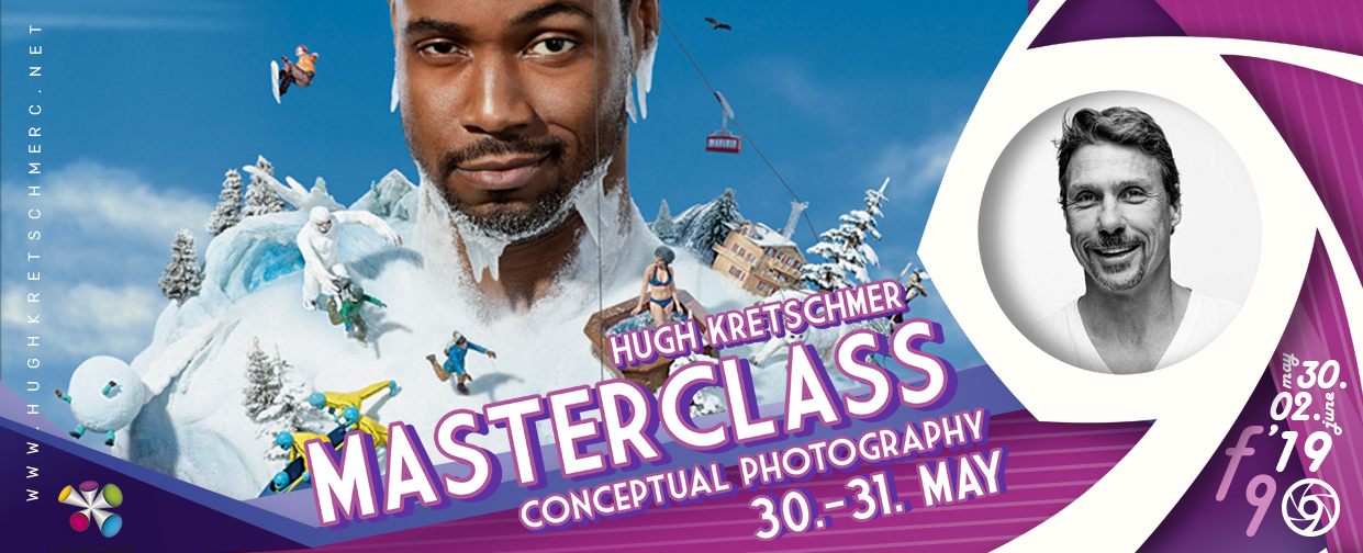 Masterclass 2019 workshop by Hugh Kretschmer