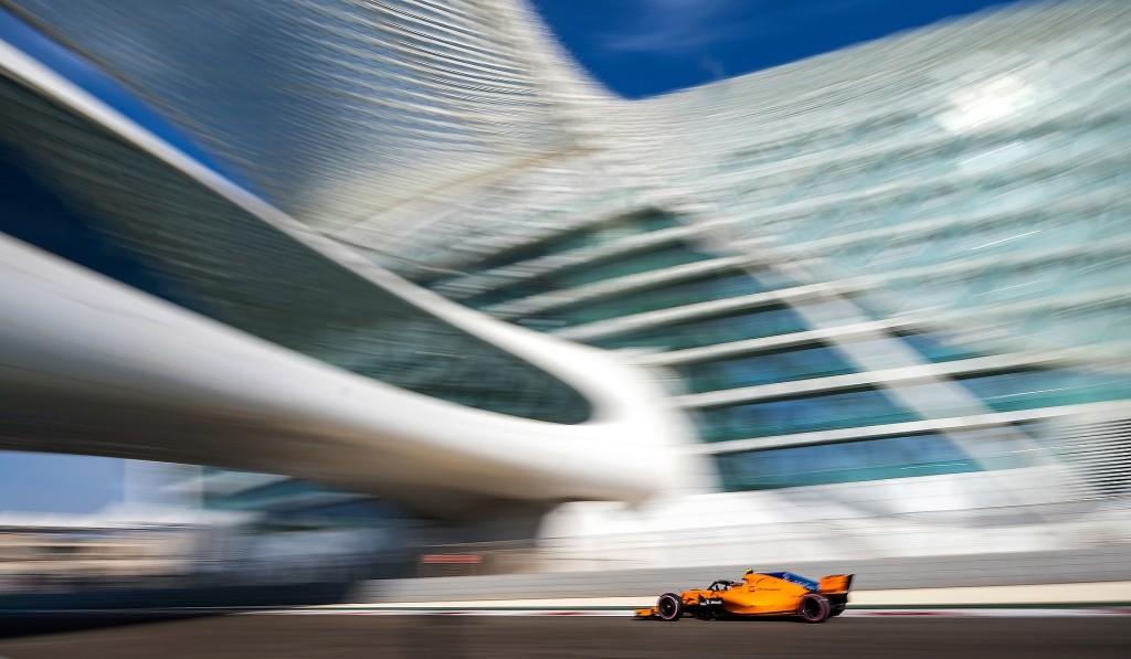 AUTO-PRIX-F1-UAE-ABU DHABI-PRACTICE