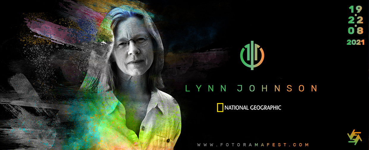 Lecture and solo exhibition of renown photographer Lynn Johnson