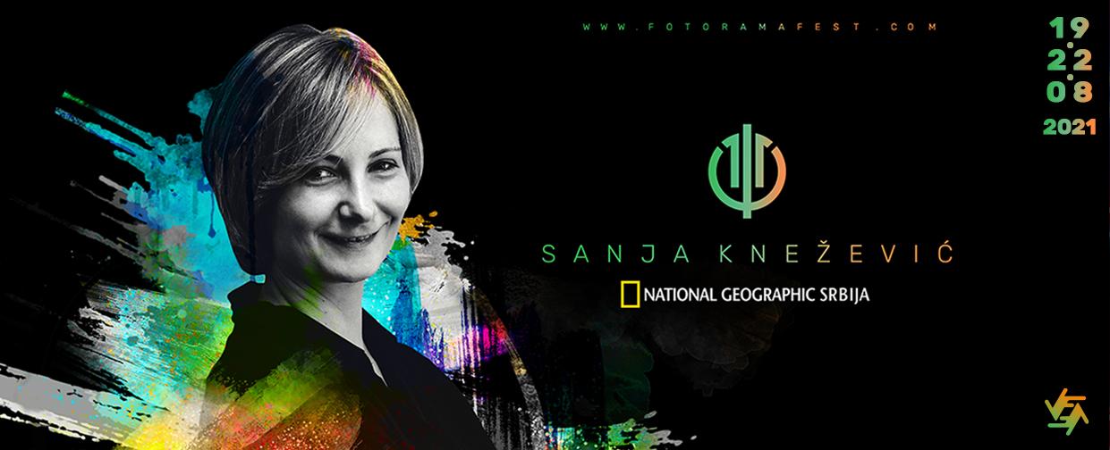 Sanja Knežević - Presentation and solo exhibition